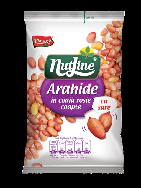 NUTLINE ARAHIDE COAJA ROSIE 300G