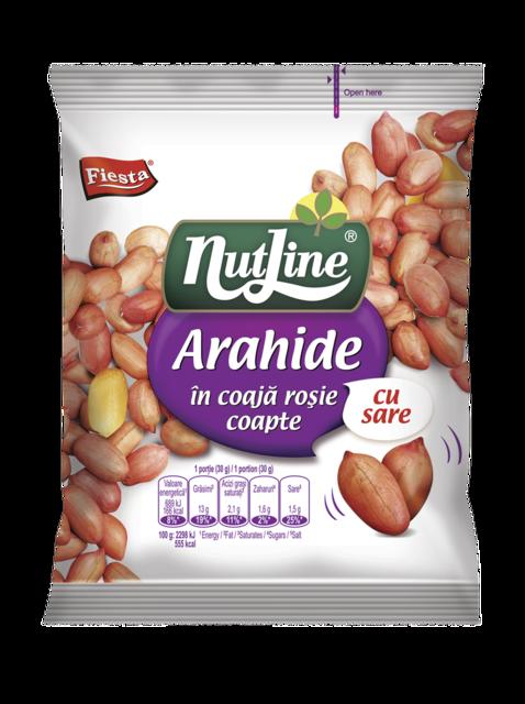 NUTLINE ARAHIDE COAJA ROSIE 50G