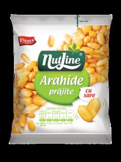 NUTLINE ARAHIDE PRAJITE 150G