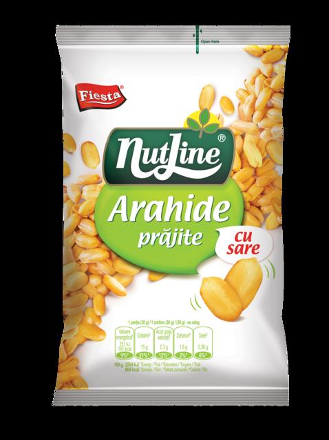 NUTLINE ARAHIDE PRAJITE 300G