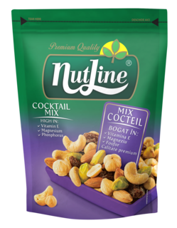 NUTLINE PREMIUM QUALITY COCKTAIL MIX 150G