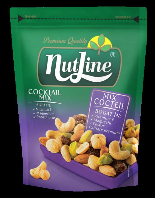 NUTLINE PREMIUM QUALITY COCKTAIL MIX 150G