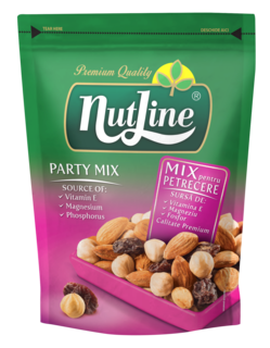 NUTLINE PREMIUM QUALITY PARTY MIX 150G