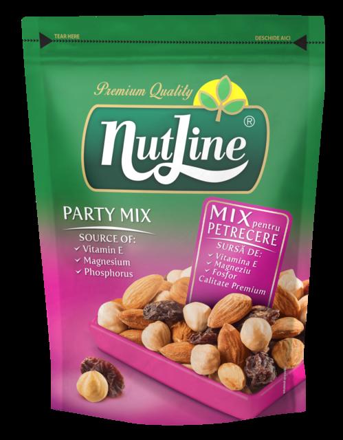 NUTLINE PREMIUM QUALITY PARTY MIX 150G