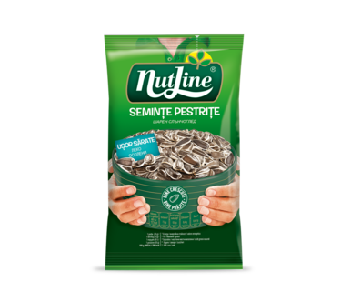 NUTLINE SEMINTE F.S.PESTRITE USOR SARATE 100G