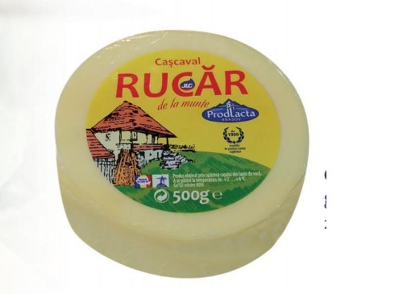 PRODLACTA CASCAVAL RUCAR 500G