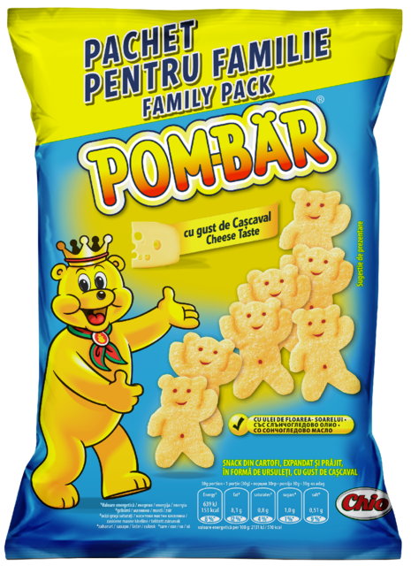 POMBAR FAMILY CHEESE 65G