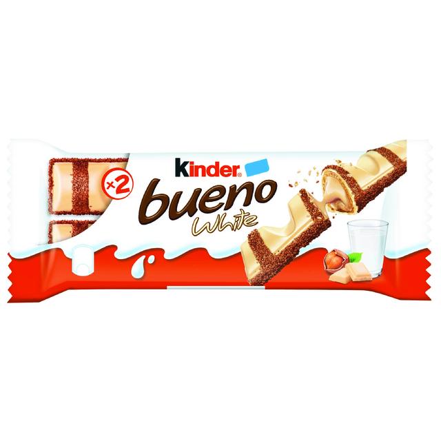 KINDER BUENO WHITE T2 39G