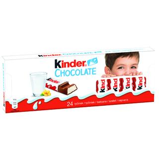 KINDER CHOCOLATE T24 300G