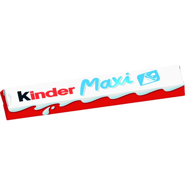 KINDER MAXI CHOCOLATE T1 21G