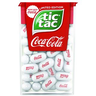 TIC TAC COKE 18G