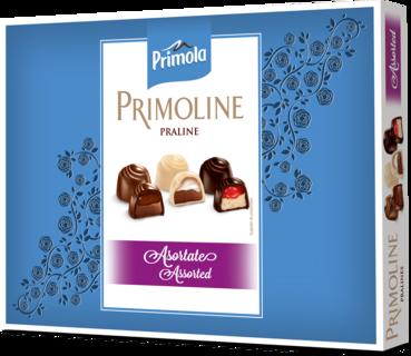 PRIMOLINE PRALINE ASORTATE 105.7G