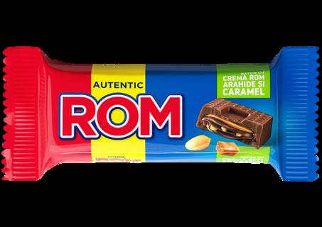 ROM ARAHIDE SI CARAMEL 29G