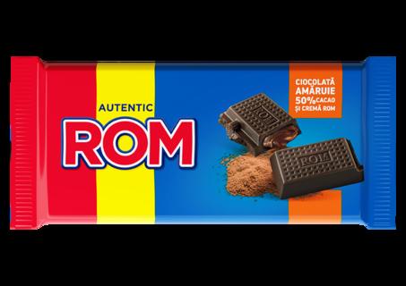ROM CIOCOLATA 50% CREMA ROM 88G