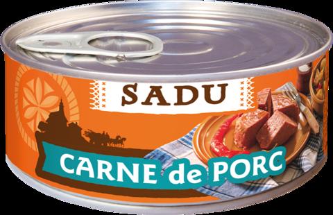 SADU CARNE PORC 300G