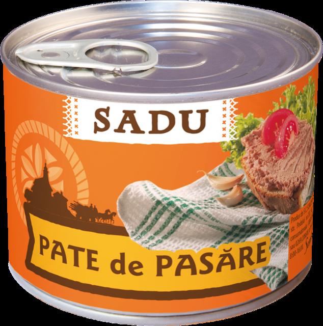 SADU PATE TARANESC PASARE 200G