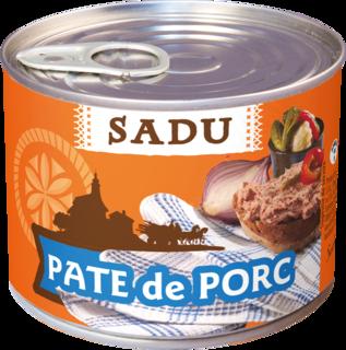 SADU PATE TARANESC PORC 200G