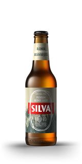 SILVA PREMIUM BLONDA LAGER BERE STICLA 0.33L