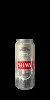 SILVA PREMIUM BLONDA LAGER BERE DOZA 0.5L