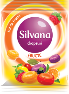SILVANA FRUCTE 75G