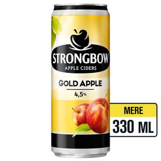 STRONGBOW GOLD CIDRU DOZA 0.33L