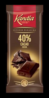 KANDIA CIOCOLATA AMARUIE 40% 80G