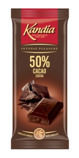 KANDIA CIOCOLATA AMARUIE 50% 80G