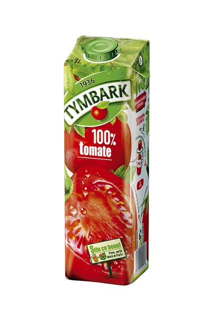 TYMBARK 100% TOMATE 1L