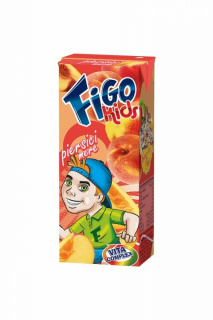FIGO KIDS PIERSICI-MERE 0.2L
