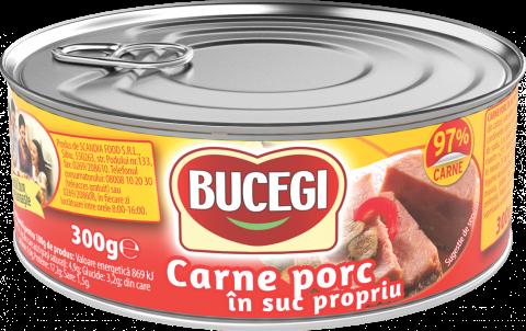 BUCEGI CARNE PORC 300G