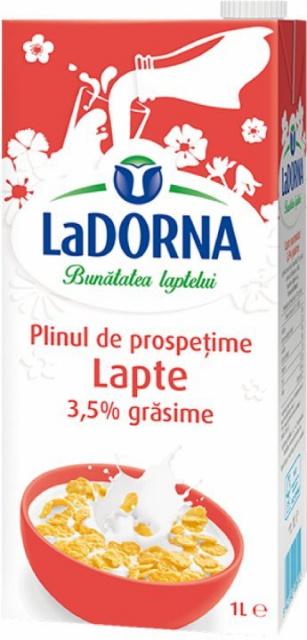 LADORNA LAPTE UHT 3.5%GR 1L