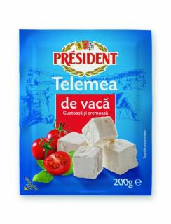 PRESIDENT TELEMEA DE VACA 200G