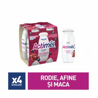 ACTIMEL RODIE/AFINE/MACA 4*100G