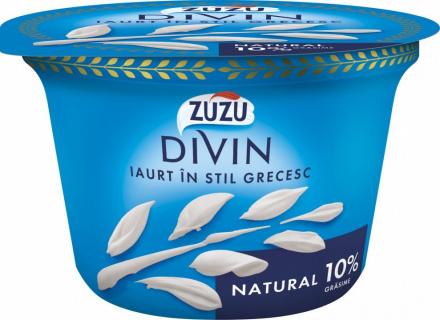 ZUZU DIVIN IAURT NATURAL 10%GR 150G