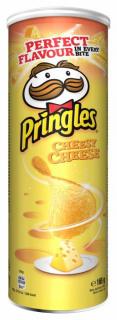 PRINGLES CHEESE 165G