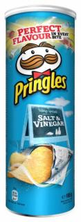 PRINGLES SALT&VINEGAR 165G