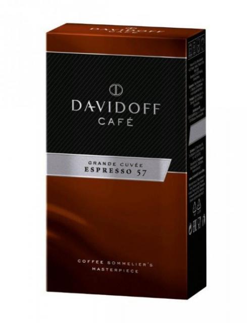 DAVIDOFF CAFE ESPRESSO 57 250G