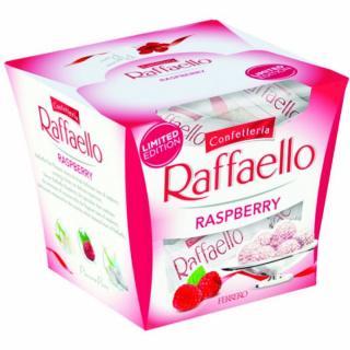 RAFFAELLO RASPBERRY T15 150G