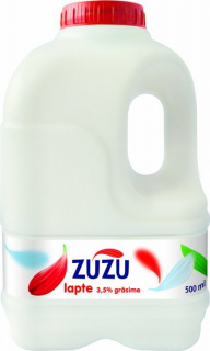 ZUZU LAPTE INTEGRAL 3.5%GR 0.5L