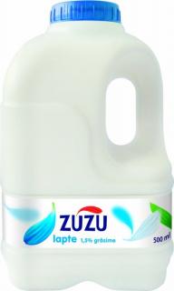 ZUZU LAPTE SEMIDEGRESAT 1.5%GR 0.5L