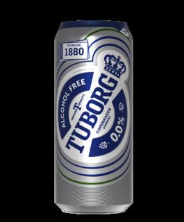 TUBORG BERE NA DOZA 500ML