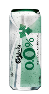 CARLSBERG BERE FARA ALCOOL DOZA 0.5L