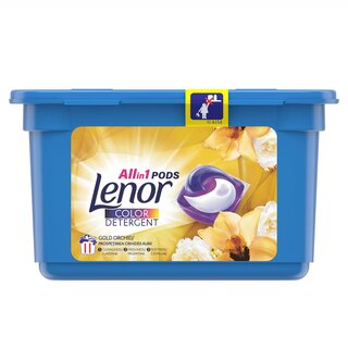 LENOR CAPS GOLD ORCHID PODS 11*26ML