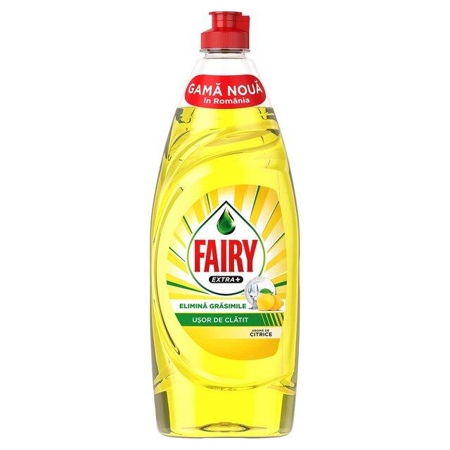FAIRY EXT PLUS CITRUS 650ML