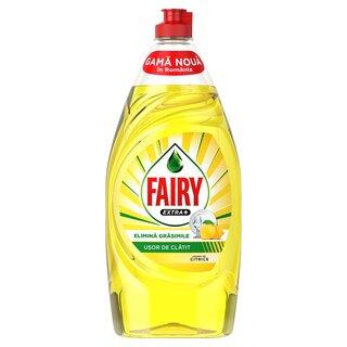 FAIRY EXT PLUS CITRUS 900ML