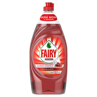 FAIRY EXT PLUS FOREST FRUITS 900ML