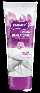 FARMEC CREMA DEPILATOARE NORMALA ORHIDEE 150ML