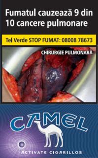 CAMEL ACTIVATE CIGARILLOS PURPLE