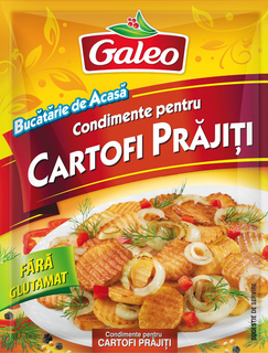 GALEO CONDIMENTE CARTOFI PRAJITI 20G