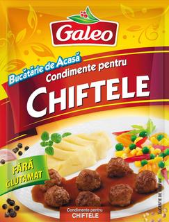 GALEO CONDIMENTE CHIFTELE 20G